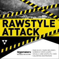 Rawstyle Attack product image