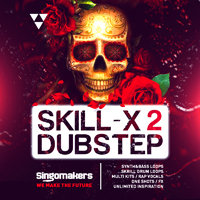 Skill-X-Dubstep Vol 2 product image