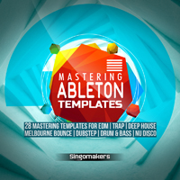 Ableton Mastering Templates product image