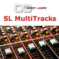 SL MultiTracks: Medium Straight Country-Rock 1 product image
