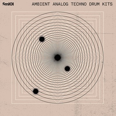 Ambient Analogue Techno Drum Kits product image