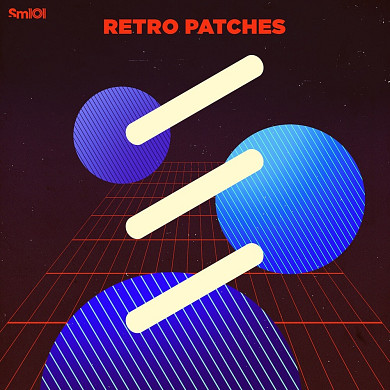 Retro Patches product image