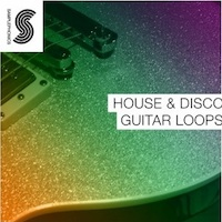 House & Disco Guitar Loops product image