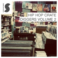 Hip Hop Crate Diggers Vol.2 product image