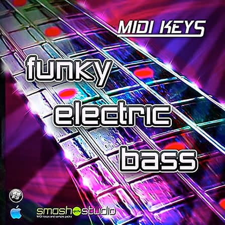 MIDI Keys: Funky Electric Bass product image
