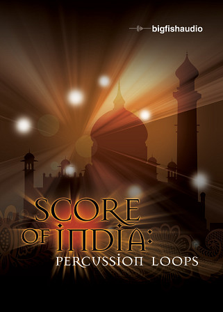Score of India: Percussion Loops product image