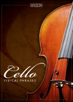 Lyrical Cello Phrases product image