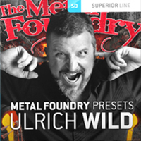 Metal Foundry Presets - Ulrich Wild  product image