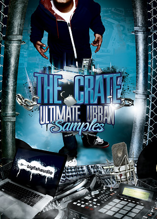 Crate: Ultimate Urban Samples, The product image