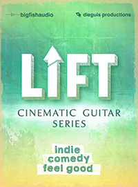 LIFT: Cinematic Guitar Series product image