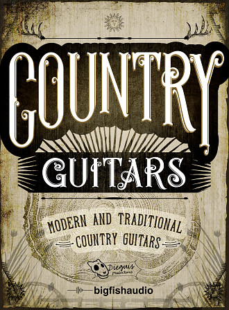 Country Guitars product image