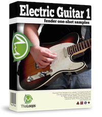 Electric Guitar Shots 1 product image