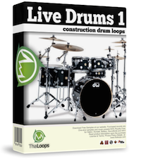 Live Drums 1 product image