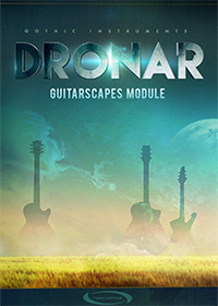 Dronar Guitarscapes product image