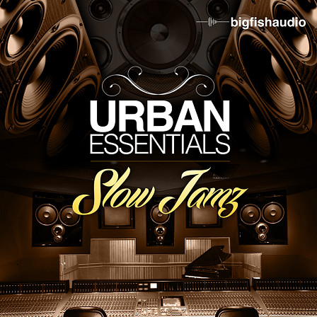 Urban Essentials: Slow Jamz product image
