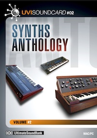 Synths Anthology product image