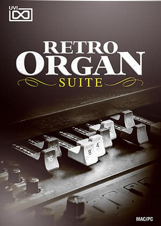 Retro Organ Suite product image