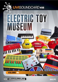 Electric Toy Museum product image