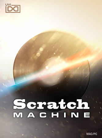 Scratch Machine product image