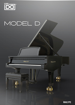 Grand Piano Model D product image