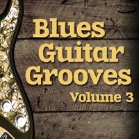 Blues Guitar Grooves Vol.3 product image