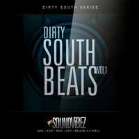 Dirty South Beats Vol.1 product image