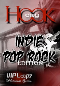 Hook City: Indie Pop Rock Edition product image