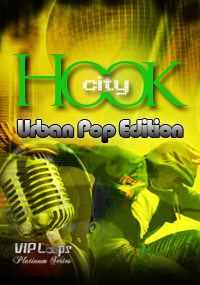 Hook City: Urban Pop Edition product image