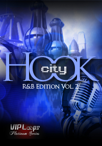 Hook City: RnB Edition Vol. 2 product image