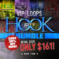 VIP Loops Hook City Bundle product image