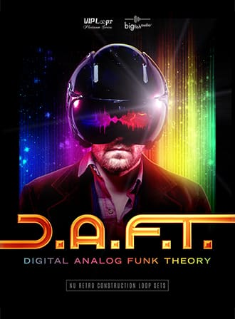 DAFT - Digital Analog Funk Theory product image