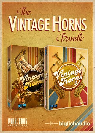 Vintage Horns Bundle product image