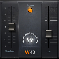 W43 Noise Reduction Plugin product image