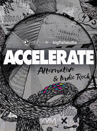 Accelerate: Alternative and Indie Rock product image
