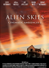 Alien Skies: Cinematic Ambiences 2 product image