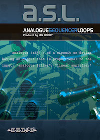 Analogue Sequencer Loops product image
