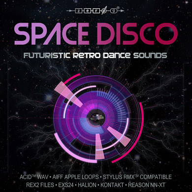 Space Disco product image