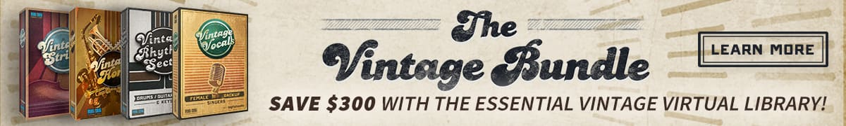 The Vintage Bundle