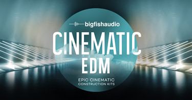 Cinematic EDM Big Fish Audio