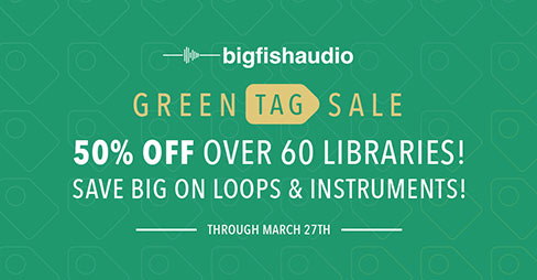 Green Tag Sale