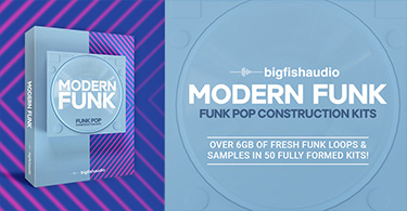 Modern Funk: Funk-Pop Construction Kits