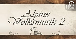 Alpine Volksmusik 2 by Best Service