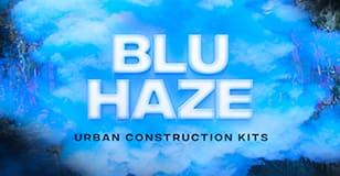 Blu Haze: Urban Construction Kits by Big Fish Audio & VIP Sound Design