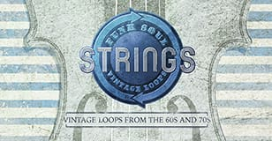 Funk Soul Vintage String Loops by Funk/Soul Productions & Big Fish Audio