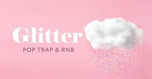 Big Fish Audio Glitter: Pop, Trap, RnB