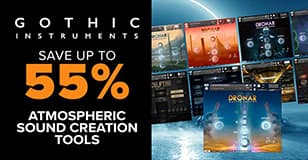Gothic Instruments Summer Sale