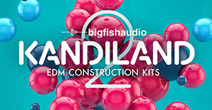 Kandiland 2: EDM Construction Kits
