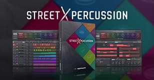 Street Percussion by Big Fish Audio