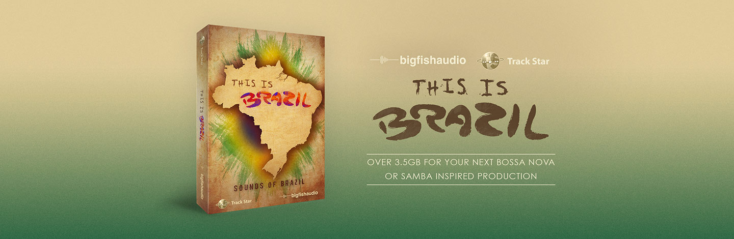 This Is Brazil Big Fish Audio