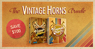 Vintage Horns Bundle